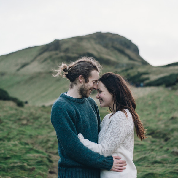 edinburgh love session // Scotland photography